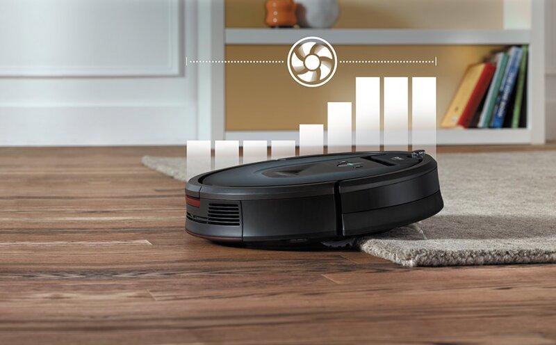 Робот пылесос для ковров